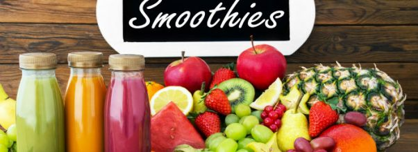 smoothies for losing weight
