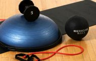 workout equipment to have at home