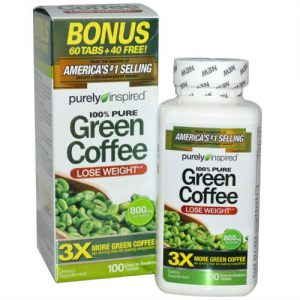 coffee bean extract for weight loss